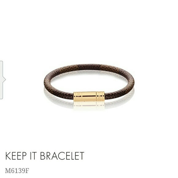 d3832c8911c Louis Vuitton keep it bracelet